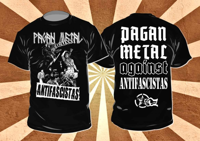 Pagan Metal against Antifa