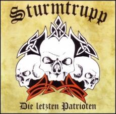 Sturmtrupp - Die letzten Patrioten CD