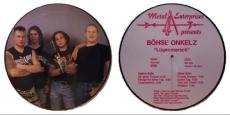Böhse Onkelz - Lügenmarsch Picture-Disc LP