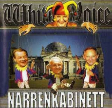 White Voice - Narrenkabinett CD
