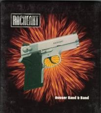 Racheakt - Ausser Rand & Band Digi-CD