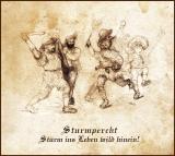 STURMPERCHT - Stürm ins Leben wild hinein! Digi-CD