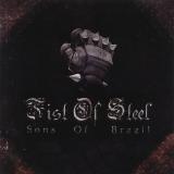 Fist of Steel - Sons of Brazil CD