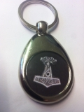 Mjöllnir - Schlüsselanhänger aus Metall