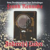 Frank Rennicke - Andere(r) Lieder CD