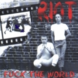 Riot - Fuck the World CD