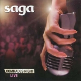 Saga - Comrades Night CD