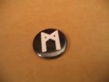 Mannaz Rune (Button)