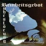Reinheitsgebot & Ruhrstörung - Freiheitsentzug CD