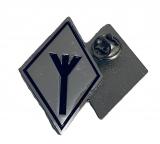 Algiz Rune Pin